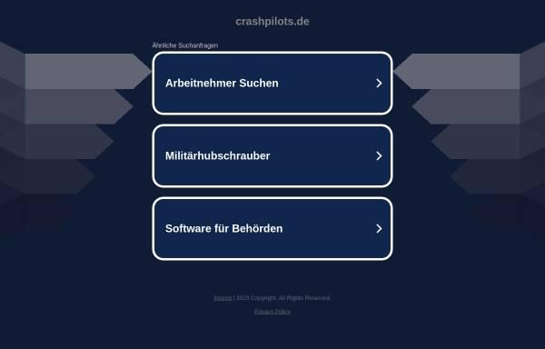 Vorschau von www.crashpilots.de, Crashpilots