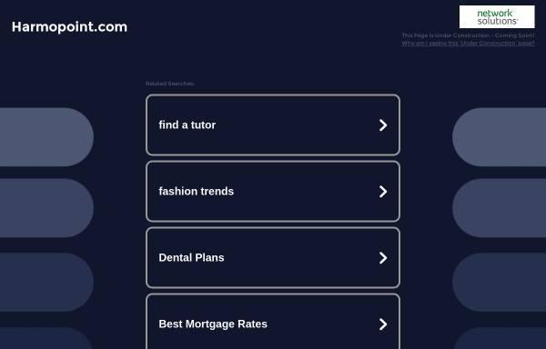 Vorschau von harmopoint.com, HarmoPoint