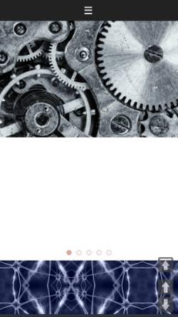 Vorschau der mobilen Webseite www.alles-doch-halb-so-schlimm.de, ADHS ?! Alles doch halb so schlimm...