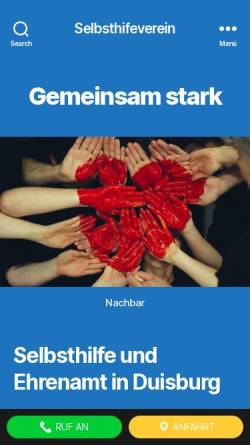 Vorschau der mobilen Webseite netzwerk2009.de, Netzwerk 09