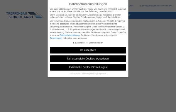 Treppenbau Schmidt treppenbau schmidt gmbh höhn städte und gemeinden treppenbau