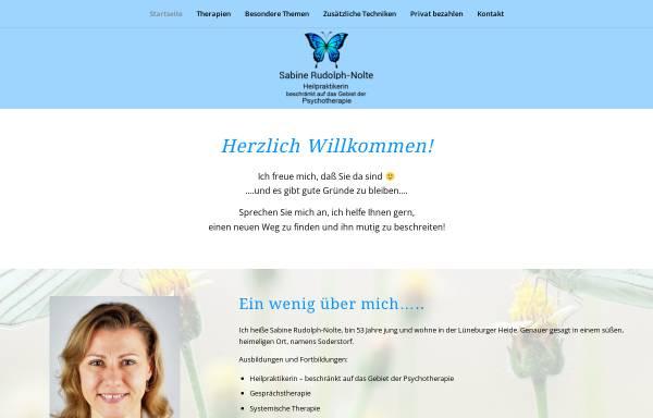 Vorschau von www.sabines-energiestudio.de, Sabine Rudolph-Nolte