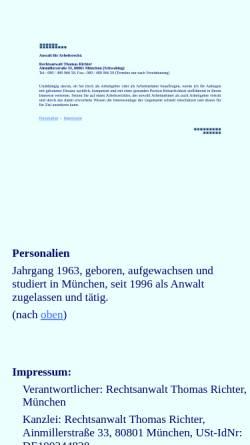 Rechtsanwalt Für Arbeitsrecht In München Bayern Deutschland