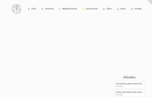 Vorschau von www.gymnasium-wuerselen.de, Gymnasium Würselen