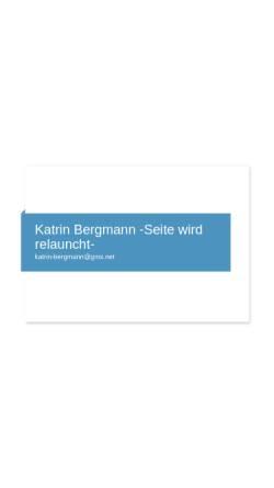 Vorschau der mobilen Webseite www.lernberatung-kl.de, Pädagogische Praxis Katrin Bergmann