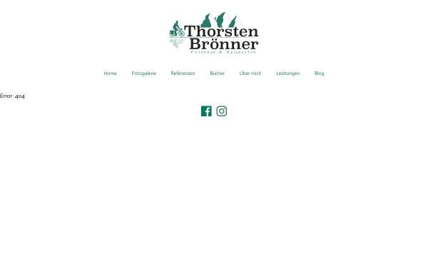 Vorschau von www.thorstenbroenner.de, Nordamerikatour 2004 [Thorsten Brönner]