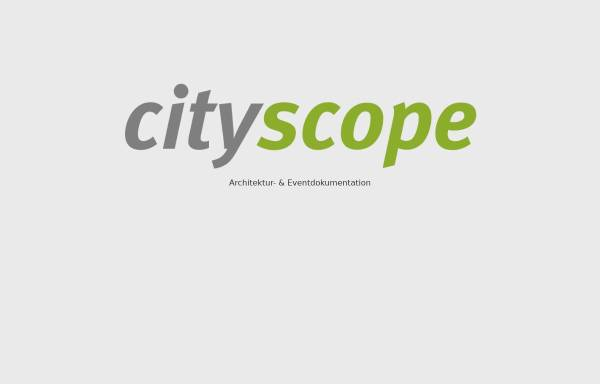 Vorschau von www.cityscope.de, Cityscope Berlin