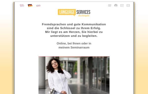 Vorschau von www.fluentenglish.de, Fluent English