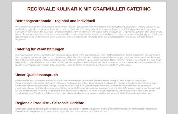 Vorschau von www.grafmueller-ccv.de, Grafmüller CCV