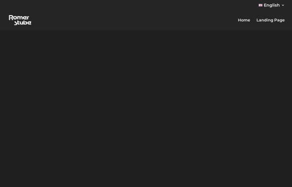 Vorschau von www.roemerstube.at, Hotel Römerstube