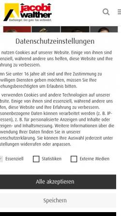 Jacobi Tonwerke Gmbh Baubedarf Bauunternehmen Dachziegel Und