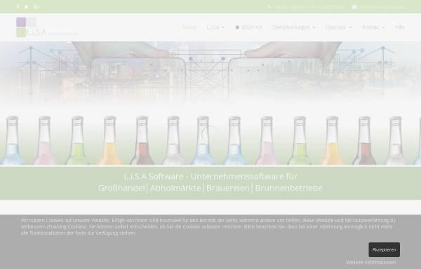 Vorschau von www.easyhands.at, Praxisverwaltung für Therapeuten