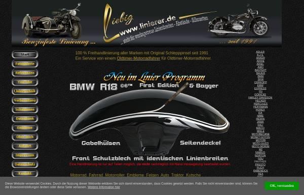 Vorschau von www.adler-oldtimer.de, Michaels Adler Seite