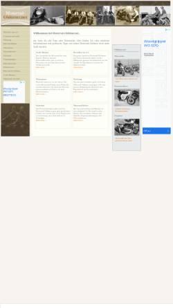 Vorschau der mobilen Webseite www.motorrad-oldtimer.net, Motorrad-Oldtimer