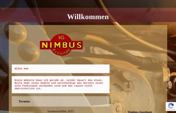 Vorschau von www.nimbus-motorrad.de, Nimbus - das dänische Motorrad