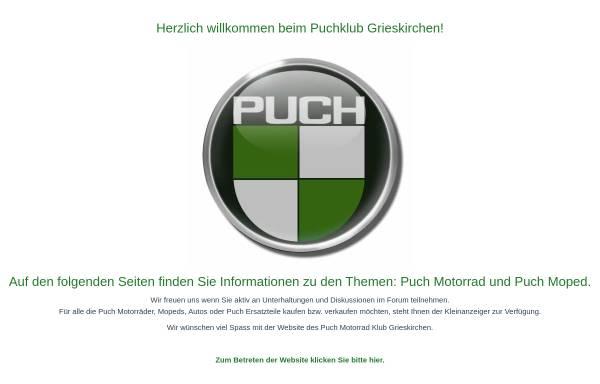 Vorschau von www.puchklub.at, Puchklub