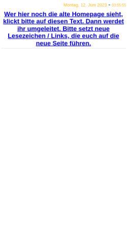 Vorschau der mobilen Webseite www.k-lassen.flensburg.de, Käte-Lassen-Schule