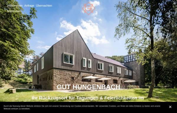 Vorschau von www.guthungenbach.de, Gut Hungenbach