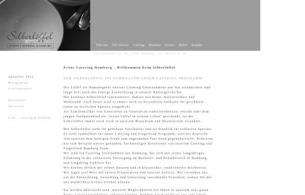 Vorschau von www.cooking.de, Silberlöffel
