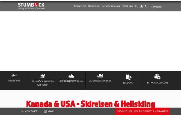 Vorschau von www.stumboeck.com, Stumböck Club