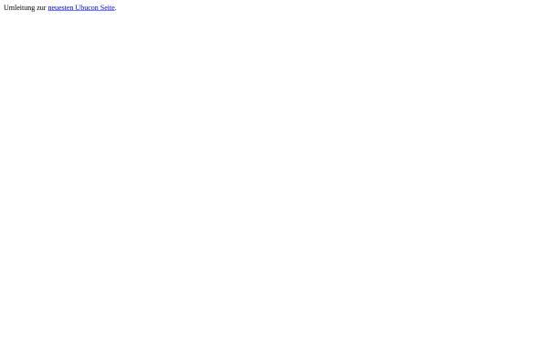 Vorschau von www.ubucon.de, Ubucon