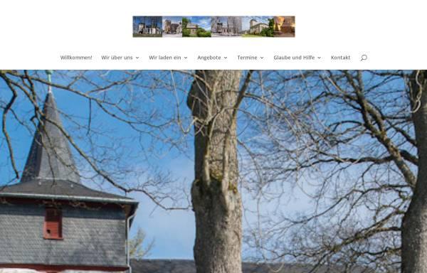 Vorschau von diekirche.info, Evangelisches Pfarramt Liebenscheid