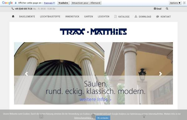 Staff Decor Hamburg GmbH: Stuckateurbetriebe, Stuckreinigung ...
