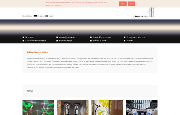 Vorschau von award-associates.com, Award Associates