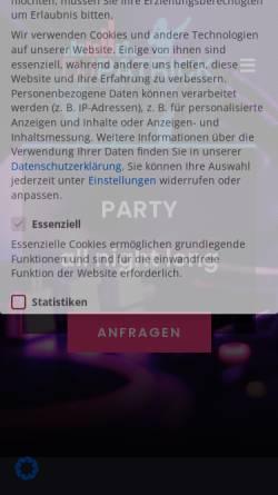 Vorschau der mobilen Webseite www.dj-patrick.de, DJ Patrick