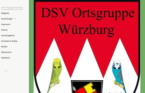 Vorschau von www.dsv-ortsgruppe-wuerzburg.de, WellensittichZüchter