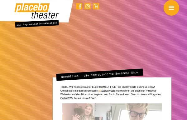 Vorschau von www.placebotheater.de, Placebotheater Münster