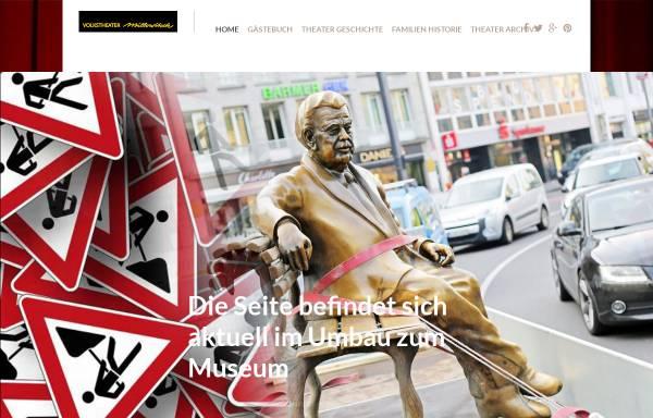 Vorschau von www.millowitsch.de, Millowitsch-Theater