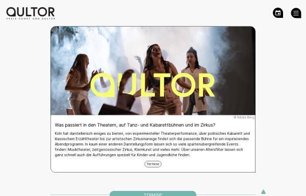 Vorschau von www.theaterszene-koeln.de, Theaterszene Köln