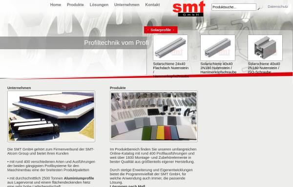 Vorschau von www.smt-montagetechnik.de, SMT GmbH