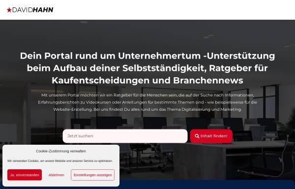 Vorschau von www.online-marketing-breuer.de, Online Marketing Breuer, Inh. Mark Breuer