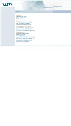 Vorschau der mobilen Webseite www.webmerchant.de, WebMerchant GmbH