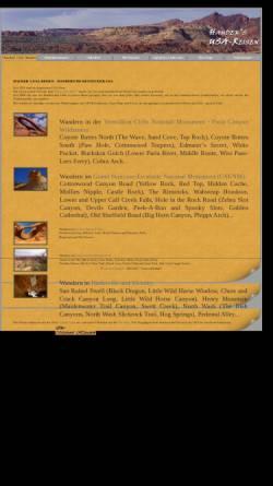 Vorschau der mobilen Webseite usa-reisen.mhaudek.de, Haudeks USA-Reisen [Michael Haudek]
