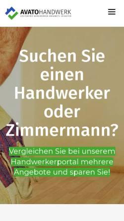 Avato Handwerk avato gmbh in frankfurt am innenausbau bauausführung und