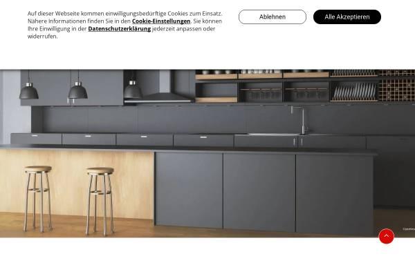Vorschau von www.der-kuechen-bauer.de, Küchen Bauer GmbH