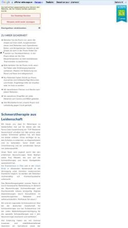 Vorschau der mobilen Webseite www.rueckenzentrum-diez.de, Rückenzentrum Diez