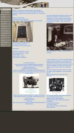 Vorschau der mobilen Webseite www.bonitz-classic.de, Bonitz, Matthias