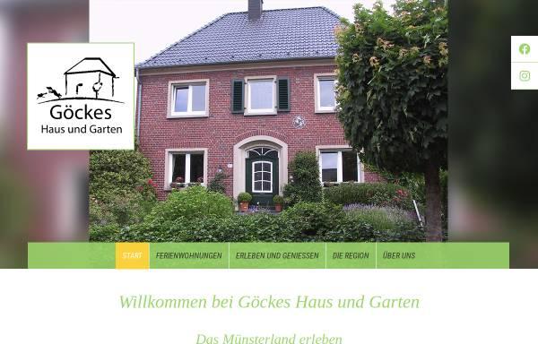 Vorschau von www.agentur-mehr-muensterland.de, Agentur Mehr Münsterland (OMM), Inhaberin Bernadette Göcke