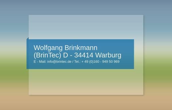 Vorschau von www.brintec.de, BrinTec