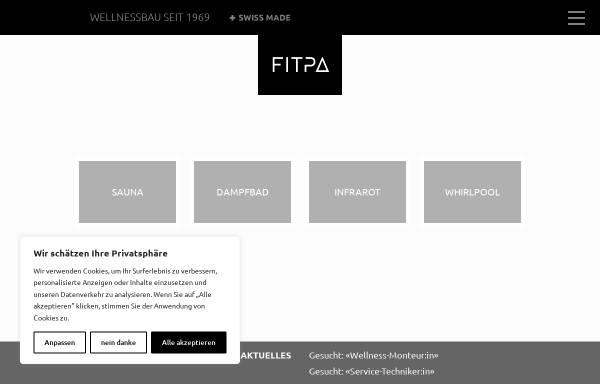 Vorschau von www.fitness-partner.ch, Fitness Partner AG