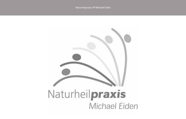 Vorschau von www.naturpraxiseiden.de, Heilpraktiker Michael Eiden