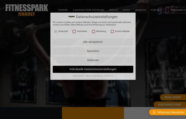 Vorschau von www.fitness-park-charly.de, Fitness-Park-Charly