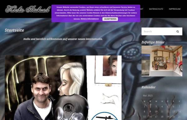 Vorschau von kockis-airbrush.de, Kockis Airbrush and Bodypainting, Kay Kock