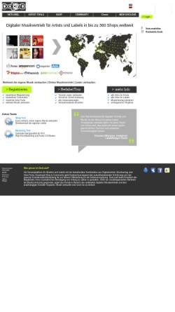 Vorschau der mobilen Webseite www.dooload.de, DooLoad
