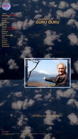 Vorschau der mobilen Webseite mani-neumeier.de, Neumeier, Mani - Drummer von Guru Guru