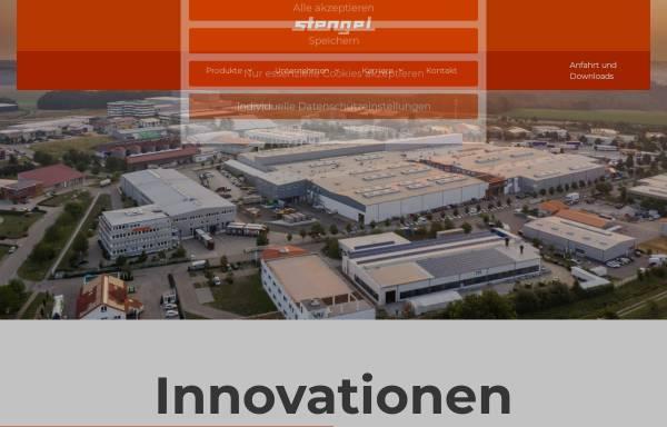 Vorschau von www.stengel-gmbh.de, Stengel Apparatebau GmbH